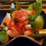 Mexican Inspired Prawn Cocktail
